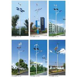 太阳能路灯厂家、邯郸太阳能路灯、金流明灯具实力圈粉图片