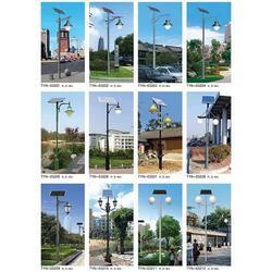 河北邯郸太阳能路灯厂家、金流明灯具、邯郸太阳能路灯图片