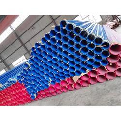 呼和浩特涂塑钢管-选择海马制造-涂塑钢管相关信息图片