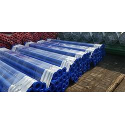 涂塑钢管-海马公司现货-沼气输送涂塑管涂塑钢管图片