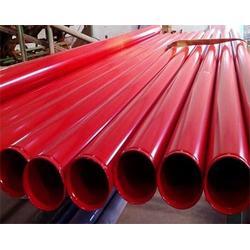 給水用涂塑鋼管-海馬公司現貨-給水用涂塑鋼管多少錢