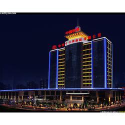 山西太原led楼宇照明亮化-慧宇科技图片