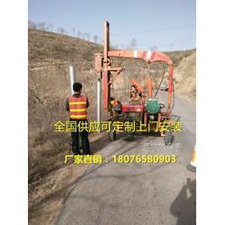 博罗县波形护栏 高速护栏 乡村公路护栏全国发货图片