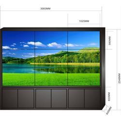 拼接屏、华科莱特电子、拼接屏接解决方案图片