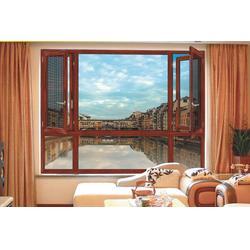 监利门窗|创富平开窗省心又放心|门窗安装图片
