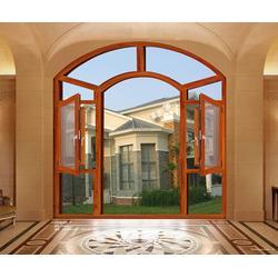 创富平开窗优质好品牌(图)、双扇平开窗、监利平开窗图片