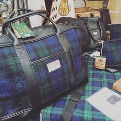 羊毛箱包面料、箱包面料、长弓纺织服饰图片