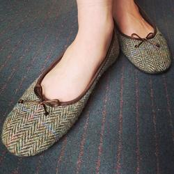 面料 长弓纺织服饰 冬季保暖板鞋面料图片