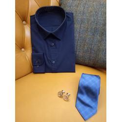 长岛专业男衬衫定制,长弓纺织服饰,专业男衬衫定制厂家图片