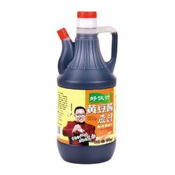黄豆酱原汁生产_黄豆酱原汁_好伙计(查看)图片