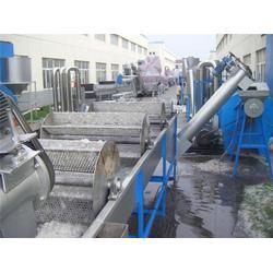 PET破碎清洗线_重源机械厂家_PET破碎清洗线设备图片
