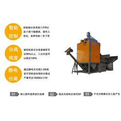 重源机械(多图)|ABSPPPE静电分选机|静电分选机图片
