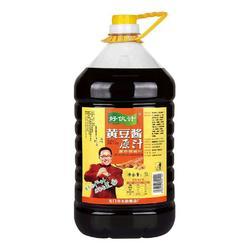 黄豆酱油,好伙计,17.5升黄豆酱油图片
