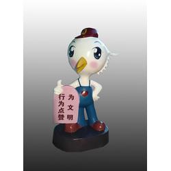 大型卡通雕塑 兔|鹤顶红雕塑|卡通雕塑图片
