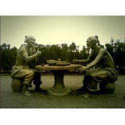 鹤顶红雕塑(图)_园林景观雕塑_雕塑图片