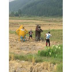 园林景观雕塑厂家、雕塑厂家、鹤顶红雕塑(查看)
