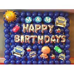 【乐多气球】、伊川老城儿童生日气球装饰图片