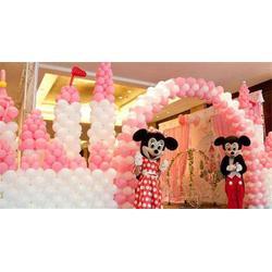 【乐多气球】、洛阳高新哪家6岁创意生日彩球装饰策划公司好图片