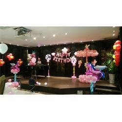 【乐多气球】(图)、洛阳生日气球装饰公司、偃师生日气球装饰图片