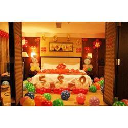 高新个性求婚气球装饰多少钱,【乐多气球】批发