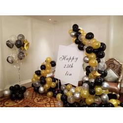 洛阳生日宴布置 乐多生日气球装饰 洛阳生日宴布置收费图片