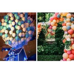 老城气球雨求婚布置找哪家(乐多气球)洛阳气球雨求婚布置图片