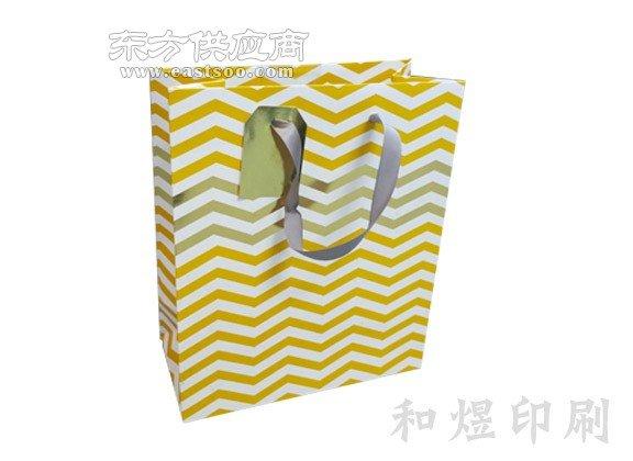 纸质手提袋印刷共性与常见特殊印刷图片