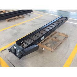 排屑机_鑫盛达机床附件_不锈钢面板磁性排屑机图片