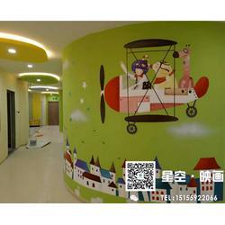 南京彩绘、墙体彩绘、合肥星空映画(优质商家)图片