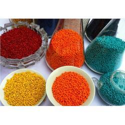 阻燃色母粒,河南色母粒,东海塑色母料(查看)图片