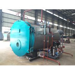 洗澡燃油燃气锅炉销售,泰安山口常压锅炉厂图片