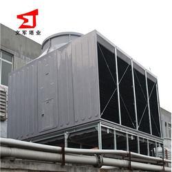 昌邑玻璃钢冷却塔、玻璃钢冷却塔选型、贝泰制冷图片