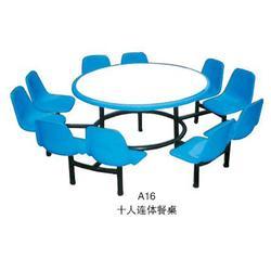 学校食堂餐桌尺寸、鹤壁学校食堂餐桌、【成龙教学设备】(查看)图片