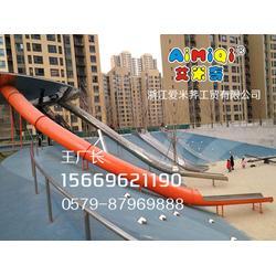 不锈钢滑梯制造厂家,不锈钢滑梯,【爱米荠】设计新颖图片