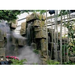 台湾塑石假山|南京艺无止境景观工程|园林塑石假山设计图片
