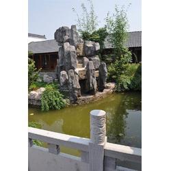 安徽塑石假山|南京艺无止境景观工程|园林塑石假山设计图片