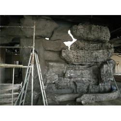 塑石假山合同,南京艺无止境(在线咨询),塑石假山图片