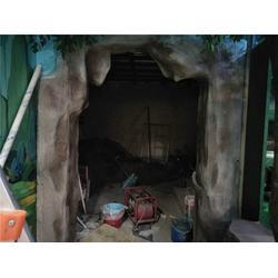 南京艺无止境景观工程有限公司-园林塑石假山-通辽塑石假山图片