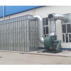 扬州中央除尘设备 @瀚海环保厂家直销 中央除尘设备图片