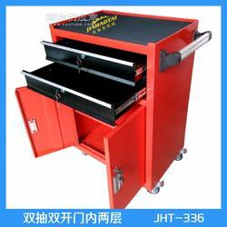供应金属工具柜子 定做零件柜抽屉式工具柜 简易安装图片