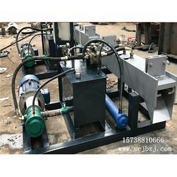 液压废钢筋截断机,鸿通机械(在线咨询),废钢筋截断机图片