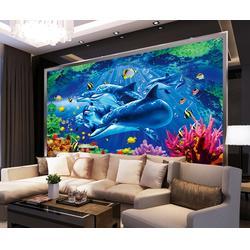3d创意墙体彩绘机_3d创意墙体彩绘机_华科恒润图片