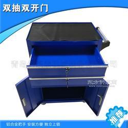 移动便利型工具柜 高档喷塑内三层 大宁县不锈钢工具柜图片
