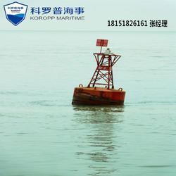 科罗普厂家专业定制航标侧面标水库拦污免维护浮箱图片
