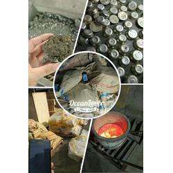 萝岗区回收废锡-艾卡废锡冶炼厂-回收废锡渣图片