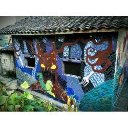 景区宣传陶瓷壁画定制|定制|申达陶瓷厂(查看)图片