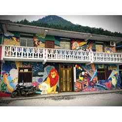 申达陶瓷厂(图)|景区宣传陶瓷壁画厂家|厂家图片