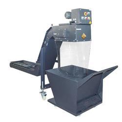 四川普瑞斯机床排屑机器_德克机床附件_广西排屑机器图片