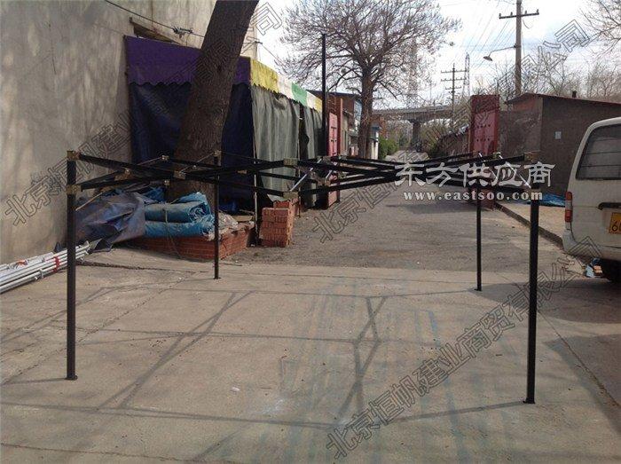 折叠帐篷|恒帆建业|广告折叠帐篷订制图片