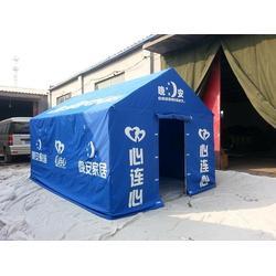 充气救灾帐篷、赤峰救灾帐篷、恒帆建业(多图)图片
